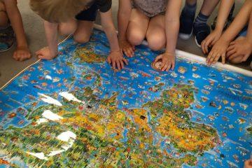 Światowy Dzień Oceanów u Biedronek